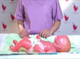 CPR for Infants under One Year Old